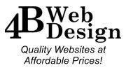 4B Web Design