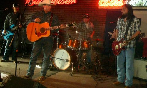 The Buster Bledsoe Band will be performing Saturday night for the Guymon Pioneer Days Rodeo's annual Draw Down at the Pickle Creek Center in Guymon. It's just another aspect of the party atmosphere the committee is presenting. (COURTESY PHOTO)