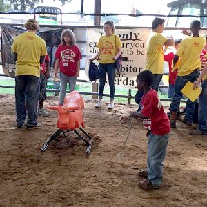 Barnyard Buddies has been part of the Waller County Fair and Rodeo for several years, and this year will be joined by another education program, Ag Voyage.