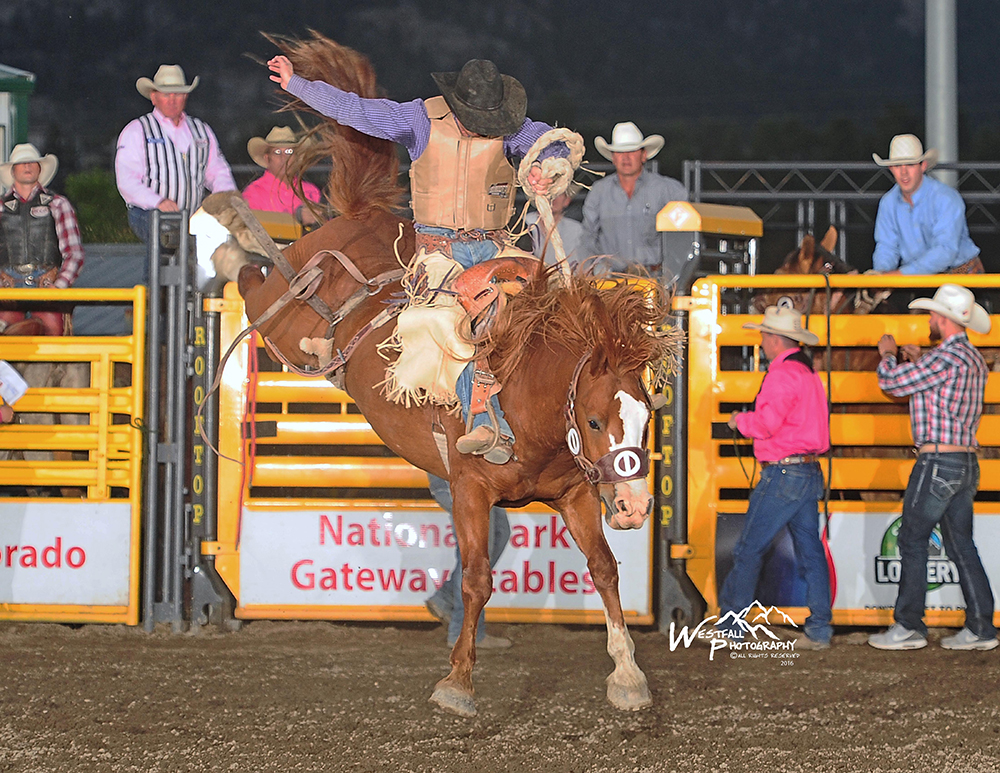 The 2020 Rooftop Rodeo has been canceled as the community focuses on the future while dealing with the COVID-19 coronavirus pandemic. (PHOTO BY GREG WESTFALL)
